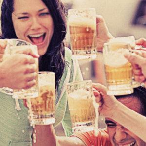 今朝有酒今朝醉 乾杯!