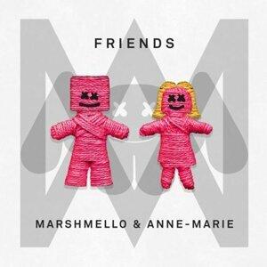 Marshmello & Anne-Marie - FRIENDS