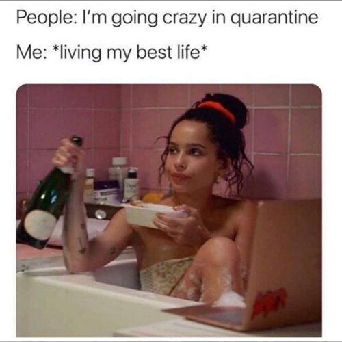 Quarantine chills