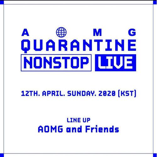 Showtime: AOMG Quarantine Nonstop Live