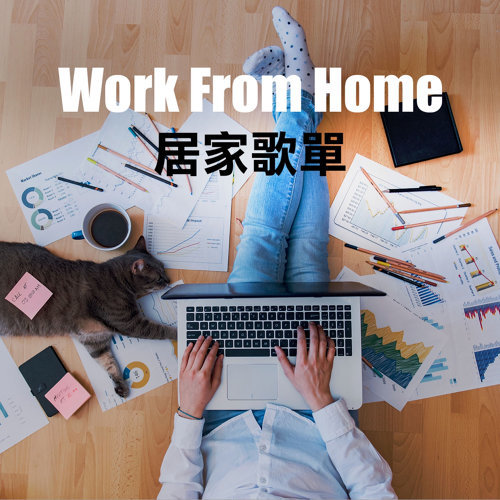 Work From Home居家歌單首選