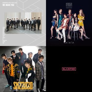 K-POP日本デビュー曲特集