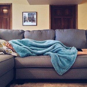 我就懶!沒事待在家最好