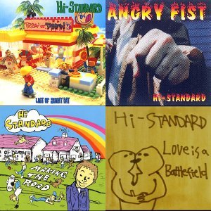Hi-STANDARD BEST SONGS