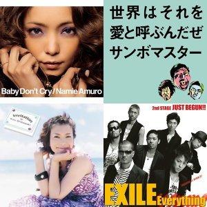 2005-2009年放送のドラマ主題歌