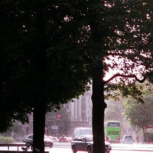討厭的下雨天