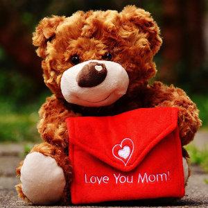 媽媽 我愛妳。
