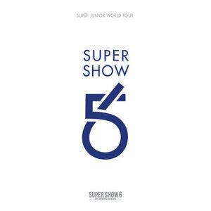 SUPER JUNIOR - SUPER JUNIOR The 6th WORLD TOUR [SUPER SHOW 6]
