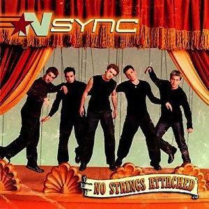 'N Sync (超級男孩) - No Strings Attached (振翅高飛)