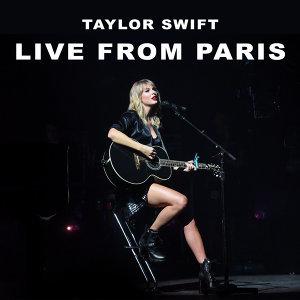Taylor Swift City of Lover 巴黎演唱會歌單