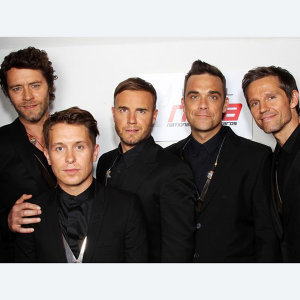 Reunion: Robbie Williams X Take That