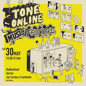 「TONE ONLINE MUSIC FESTIVAL」預習歌單