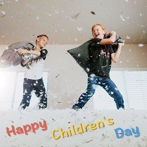 兒童節丨寫給孩子們的歌