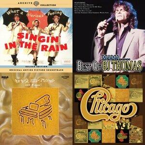 雨の日にまつわる歌