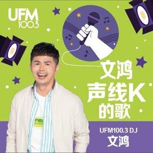 UFM100.3 DJ 文鸿的歌单: 文鸿声线K的歌