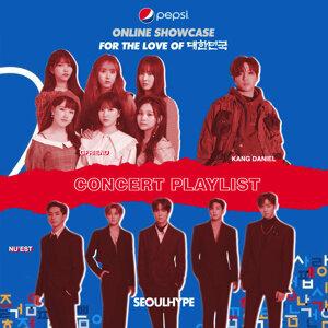 Showtime: 2020 Pepsi Online Showcase - For the Love of Korea