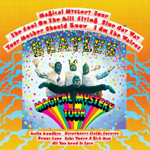 The Beatles 【Magical Mystery Tour】× 9