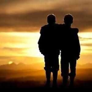 男人的浪漫,只有兄弟懂!