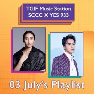 [3 Jul] TGIF Music Station: SCCC X YES 933