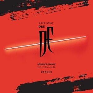SUPER JUNIOR-D&E(東海&銀赫) - 第三張迷你專輯『DANGER』