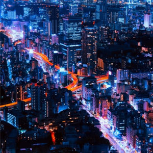 城市INDIE:曖昧的光影