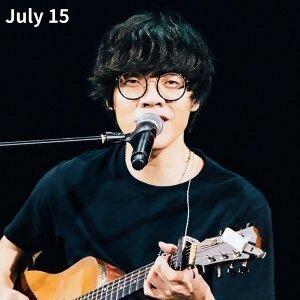 Happy Birthday Crowd 卢广仲!