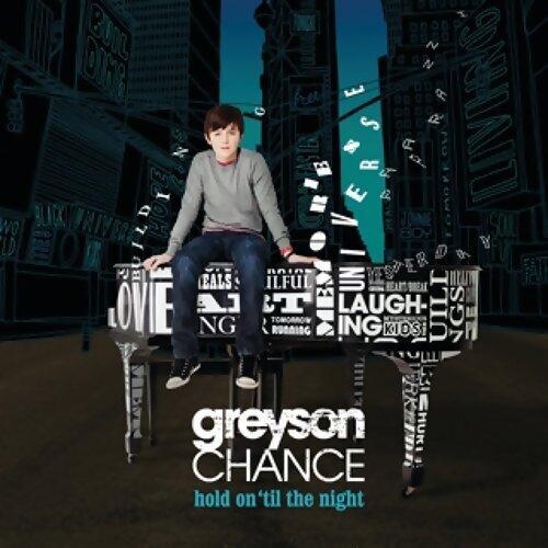 Greyson Chance 8/16