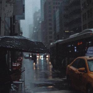 雨天抑鬱症候群