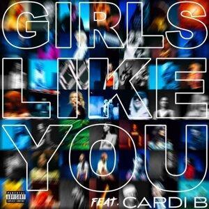 因為你聽過 Girls Like You