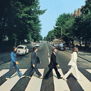 The Beatles【You Never Give Me Your Money】× 9