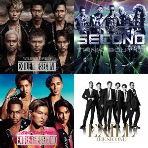 EXILE THE SECONDを知るための15曲