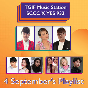[4 Sept] TGIF Music Station: SCCC X YES 933