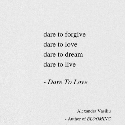 Dare To Love🤍不要浪費自己的喜歡,繼續流動著別停下來
