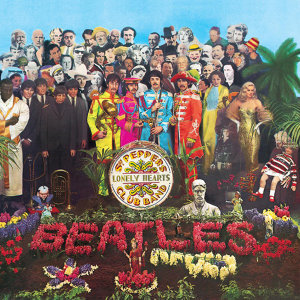 The Beatles【Sgt. Pepper's Lonely Hearts Club Band】× 9