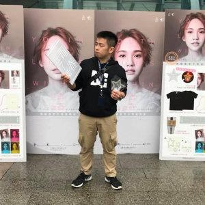 LIKE A STAR演唱會台北站噗噗分享