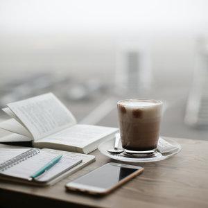 Chill意濃濃,一個人的咖啡好時光