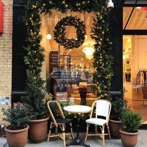 咖啡廳的聖誕爵士樂