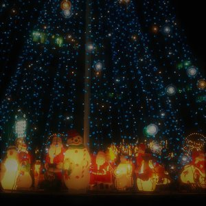 不一樣的冬季聖誕曲