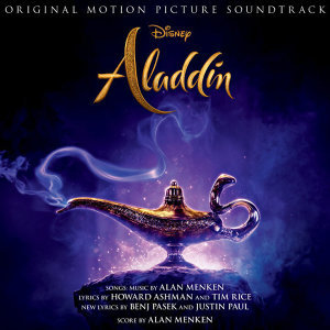 Aladdin (阿拉丁電影原聲帶) - Original Motion Picture Soundtrack(2019)