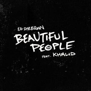 Ed Sheeran, Khalid - Beautiful People (feat. Khalid)
