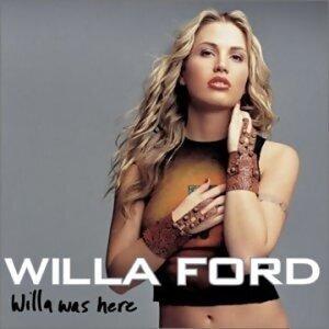 Willa Ford 1/22