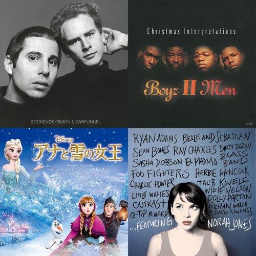 冬に聴きたい洋楽ベストセレクション