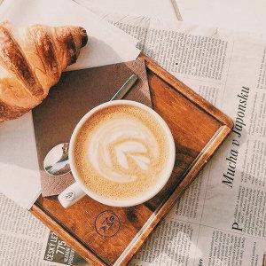 喝杯咖啡,輕鬆加倍☕️