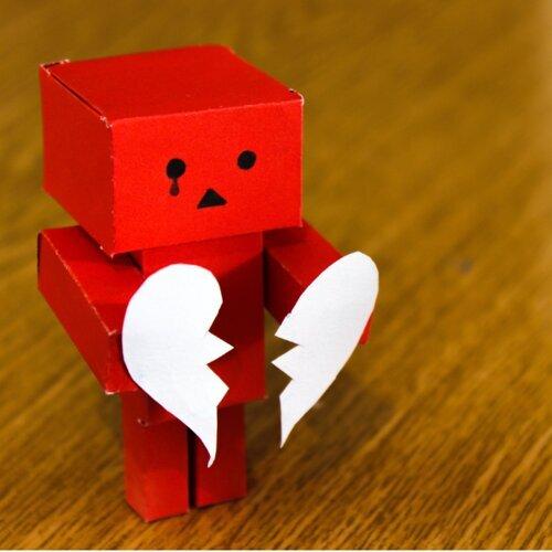 擁抱破碎的心💔
