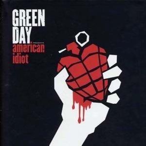 Green Day (年輕歲月合唱團) - American Idiot(美國大白癡)