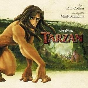 Various Artists - Tarzan Original Soundtrack (泰山電影原聲帶)