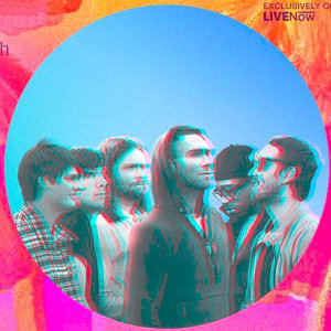 Maroon 5 魔力紅 2021線上演唱會