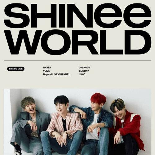 210404 Beyond LIVE - SHINee WORLD