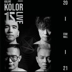KOLOR IS LIVE 2021 演唱會預習歌單