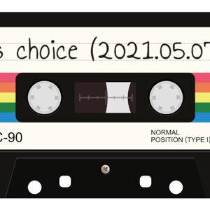 j's choice (2021.05.07)